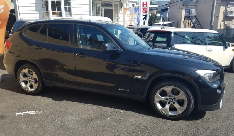 BMW X1 Xdrive full